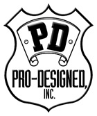 Pro-Designed, Inc. badge logo